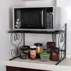 microwave oven shelves 1000 ideas about microwave stand on microwave