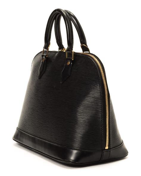 Soft Jacket Black With Leather Branded Louis Vuitton 1 louis vuitton black handbag vintage in black for lyst