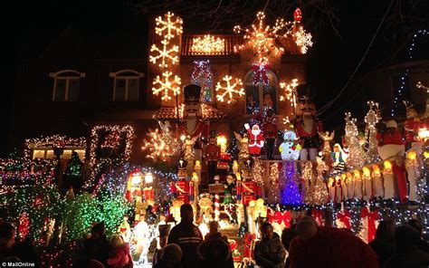 companies that decorate homes for christmas new york s most extravagant christmas lights are in