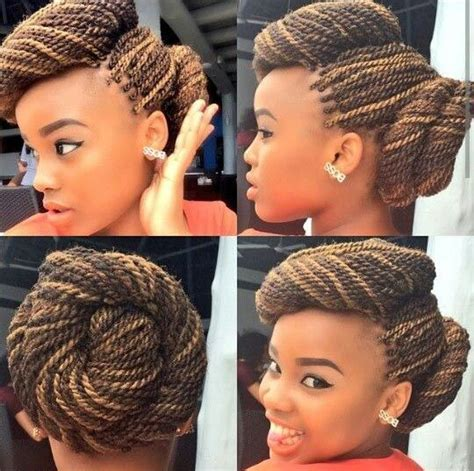 two twisted marley hair style 17 best images about twists on pinterest protective