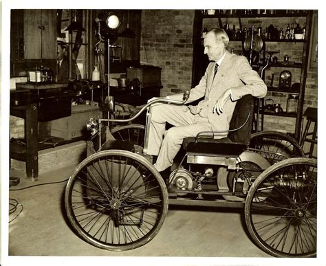 car made by henry ford quadricycle made by henry ford