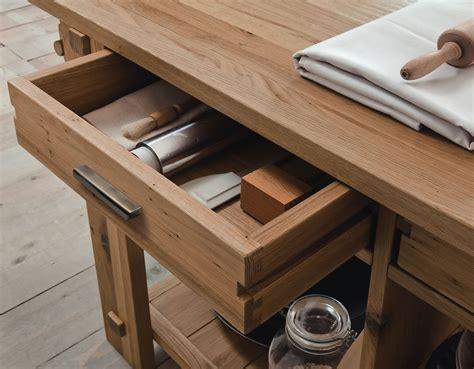 tavolo isola cucina isola cucina in rovere massello tavoli a prezzi scontati