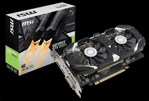 Diskon Msi Geforce Gtx 1050 Ti 4gb Ddr5 Oc msi geforce gtx 1050 ti 4gt oc gddr5 end 6 10 2019 5 15 pm