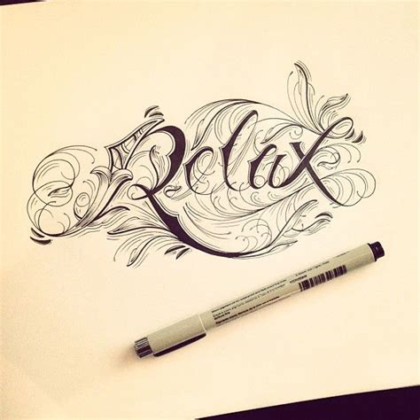 tattoo needle for writing 120 best images about script on pinterest lettering