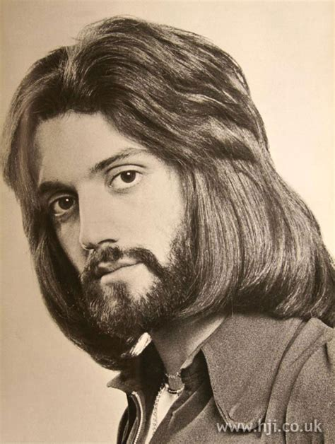 What Was The Hairstyle In 1971 | 1971 long men hairstyle hji