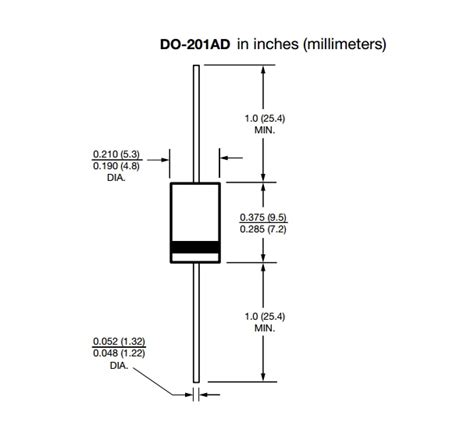 schottky diode notes schottky diode application notes 28 images schottky barrier diode application notes 28