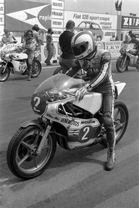 Frank Bischoff Motorrad by Br 252 Nn 1977 Alberto Johnny Cecotto Forum Classic