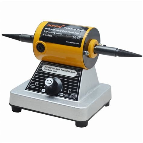 bench grinder polishing mini bench grinder buff polishing machine for jewelry
