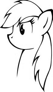 Mlp Equestria Outline by Rd Outline Vector By Michaudotcom On Deviantart