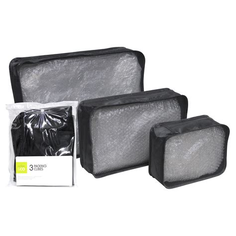 Set Of 3 Packing Cubes packing cubes set of 3 kmartnz