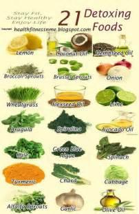 Detox foods cierra s country life