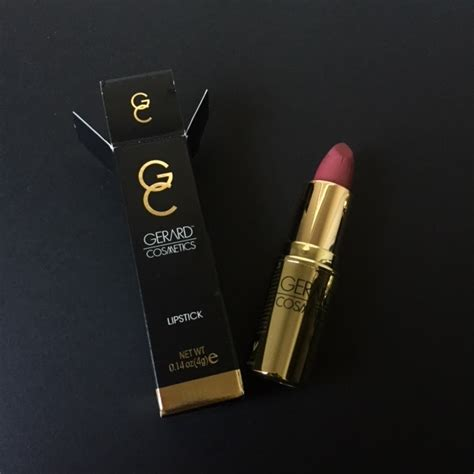 Gerard Lipstick Toast gerard cosmetics berry smoothie toast cherry