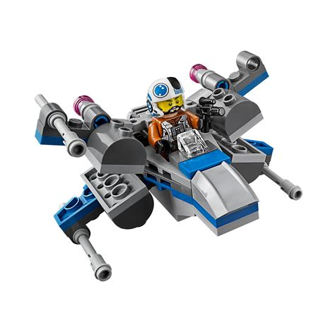 Dijamin Lego 75125 Wars Resistance X Wing Fighter lego 75125 wars resistance x wing fighter at hobby