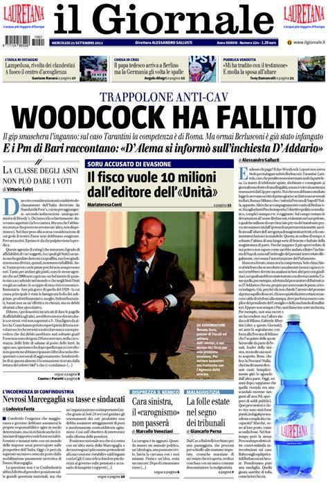 il giornale gabbiano 3 21 11 13 by associazione standard poor s declassa l italia ma piazza affari sale