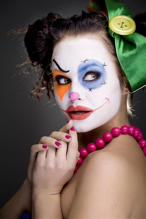 Foto Trucchi Strega Maschere Carnevale Tuareg Colorata