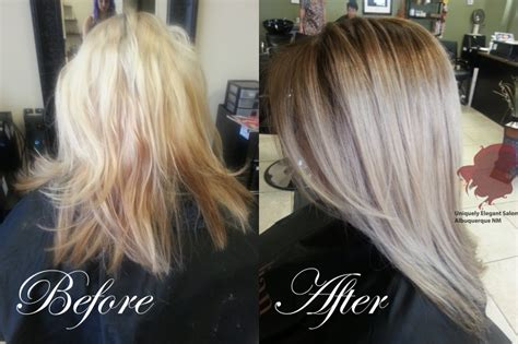 Lowlighting Hair After All Over Bleach | lowlighting hair after all t35 wella on bleached hair