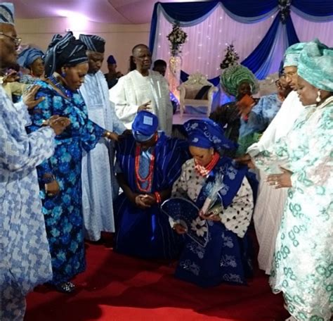 Wedding Ceremony For Pastors by Pics From Pastor Ashimolowo S S Traditional Wedding