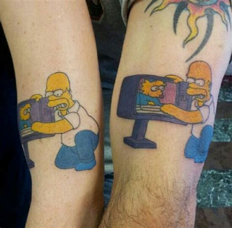 father daughter matching tattoos tattoos designs ideas and meaning