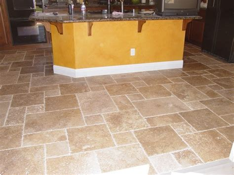 travertine kitchen floor kitchen floor ideas