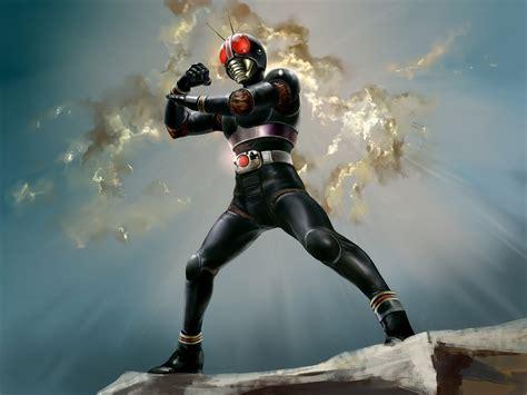 wallpaper satria baja hitam rx robo kamen rider black senpuu tokusatsu no olho do furac 227 o