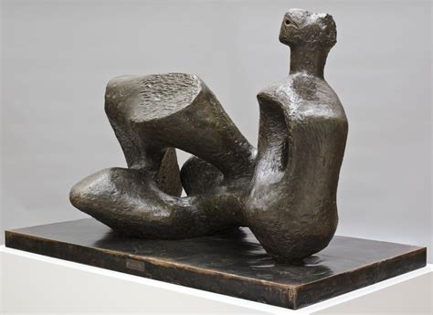 Reclining Figure by Working Model For Unesco Reclining Figure Henry