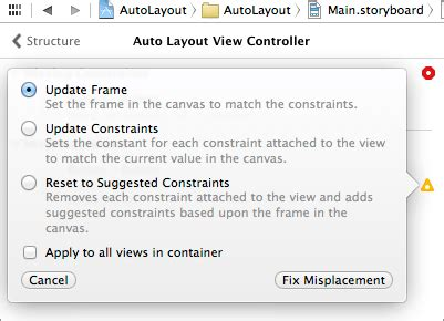 practical auto layout for xcode 7 pdf working with ios 7 auto layout constraints in interface