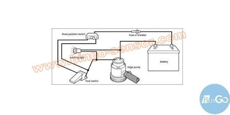 bilge switch wiring free printable