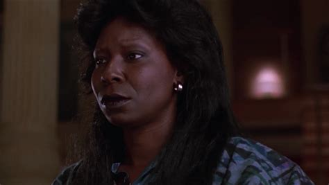 Whoopi Goldberg Criminal Record Ghost 1990 Adventures Of Me