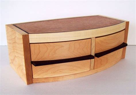 Handmade Wooden Jewelry Boxes Plans - handmade wooden jewelry boxes plans woodworking projects