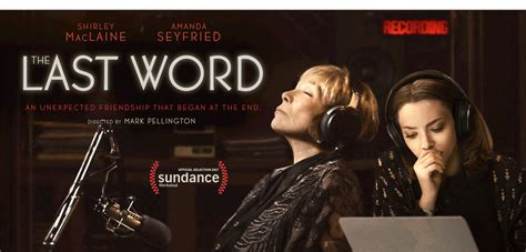 The Last Word the last word review shirley maclaine delivers a