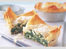 Cheese and spinach pies Meat Spinach Cheese Pastry