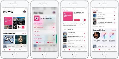 layout app problem the problem with the new apple music app s design betas