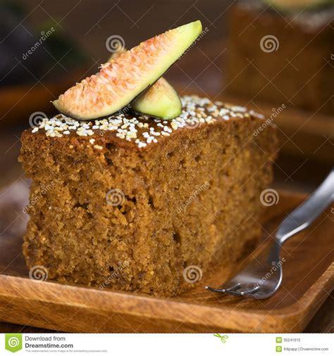 kuchen mit feigen feigen kuchen stockfoto bild flaumig rustic frucht