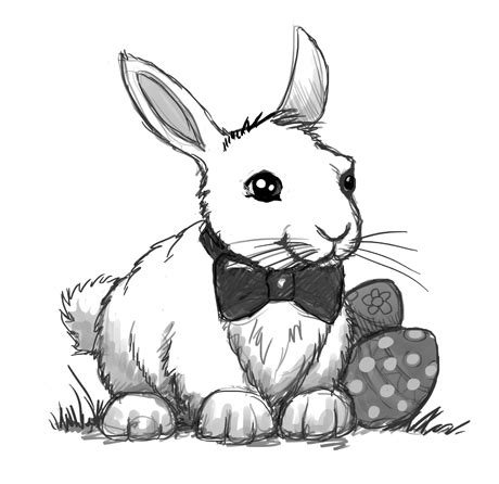 doodle draw easter bunny free easter bunny images pictures drawing costume