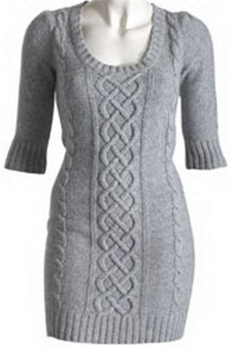 Modele Robe Pull Tricot Gratuit