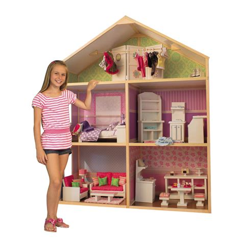 my girls doll house my girls dollhouse for 18 inch dolls