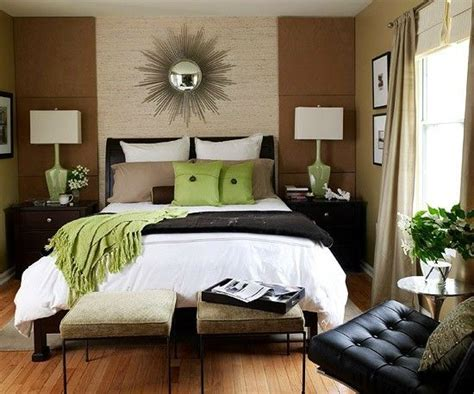 green and brown room 22 beautiful bedroom color schemes decoholic