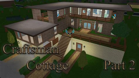 hill bloxburg house idea