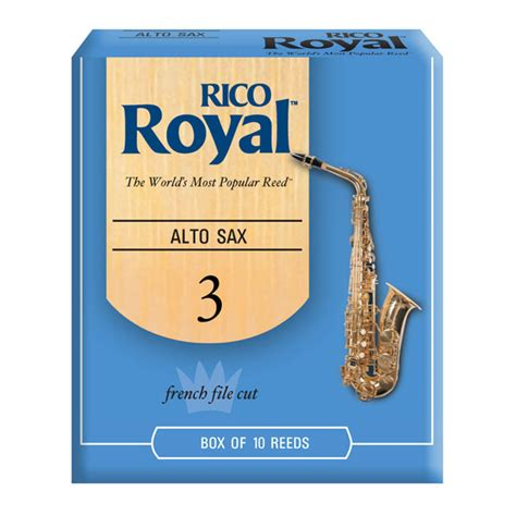 Alto Reeds Plasticover Series 2 5 by Royal Alto Sax Reeds By D Addario Kesslermusic