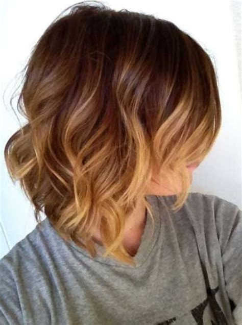 ombre for shorter hair 40 short ombre hair cuts for 2016 hottest ombre hair