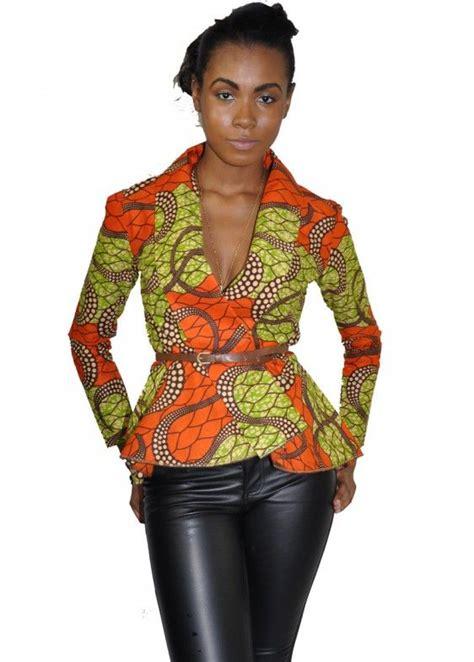 nigerian ankara jackets the justina zuvaa latest african fashion african