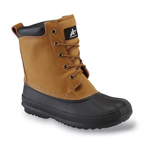 are boat shoes water resistant athletech women s acacia brown water resistant duck boot