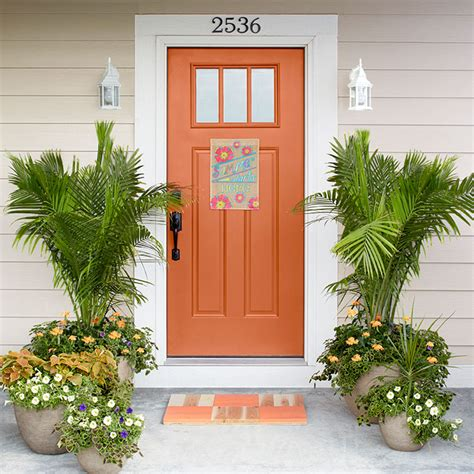 Front Door Decorating Ideas For Front Door Decorations