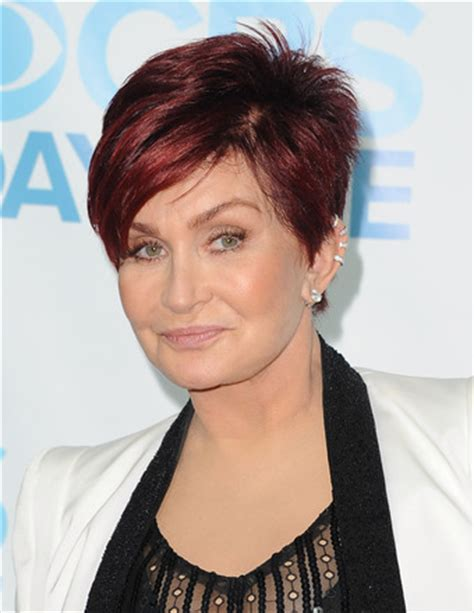 recent sharon osbourne hairstyle 2014 osbourne hair styles 2014 sharon osbourne hairstyle 2014