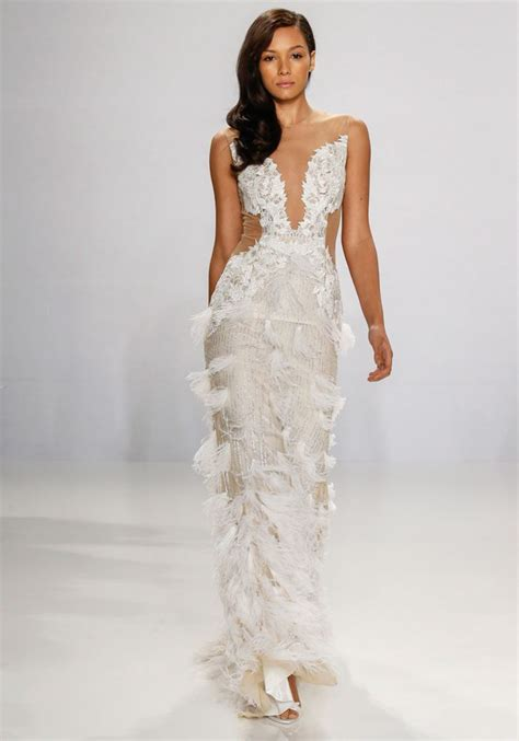5 Bridal Gown Trends by 2017 Wedding Dress Trend You Need To About Cut Outs