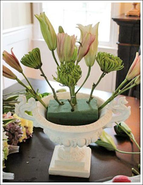 learn how to arrange real flowers step by step tutorial quot diy home decor ideas quot pinterest