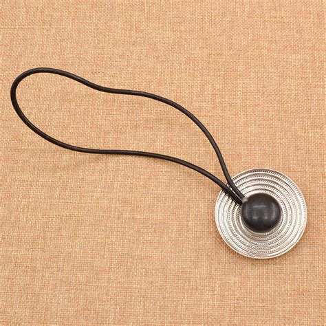 magnetic curtain tiebacks 1pc magnetic window curtain tiebacks clasp curtain