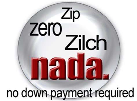 buying a house with zero down washington state zero down loan programs seattle fha