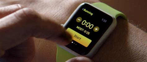 how to start and monitor a workout on apple