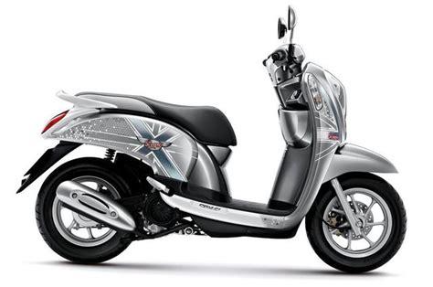 all new scoopy fi 2015 honda scoopy fi thailand terbaru motor matic honda club